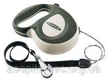 Поводок-рулетка Flippy Controller Cord (Medium) до 5 м, до 50 кг.