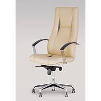 Крісло для керівників KING steel chrome / Кресло для руководителей KING steel chrome