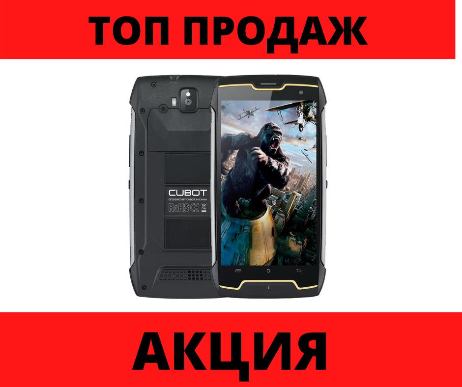 "Захищений протиударний невмирущий смартфон Cubot KingKong - MTK6580, 5""IPS, MTK6580, 2/16GB, 4400 mAh"