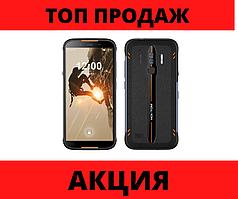 """HomTom HT80 PRO - IP68, NFC, MTK6739, 2/16GB, 5,5"""", бездротова зарядка"""