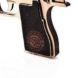 Дерев'яний резинкостріл DaisySign SHIBAY HOLOVA, фото 2