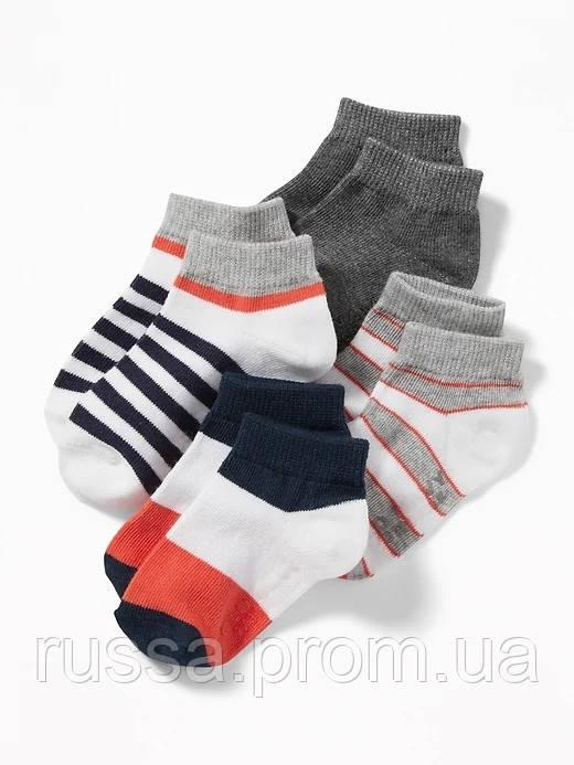 Набор детских носочков 4 пары Олд Неви для мальчика