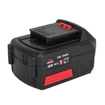 Акумуляторна батарея Vitals ASL 1840P SmartLine, фото 2