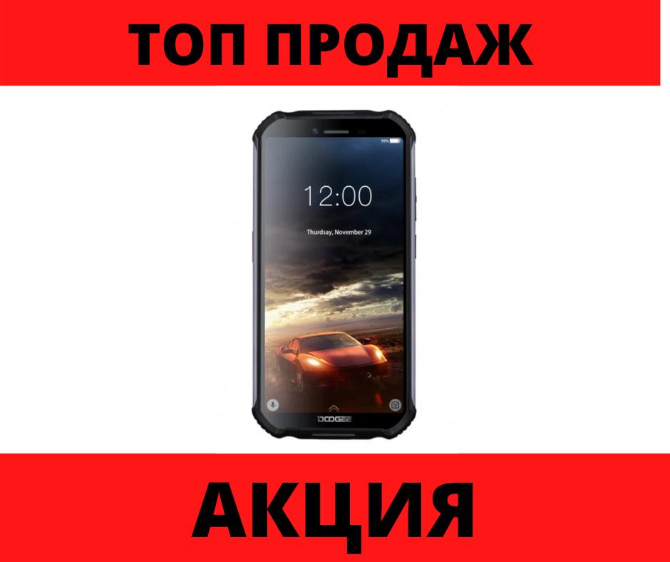 """Защищенный противоударный неубиваемый смартфон Doogee S40 Orange - IP68, 5,5"""" IPS, MTK 6739, 2/16 GB, 5000 mAh - фото 1"""