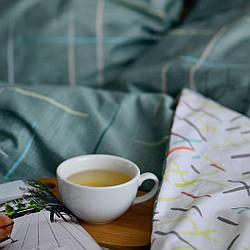 Комплект постельного белья Ранфорс, двуспальный размер