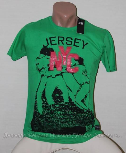 Мужская брендовая футболка Original JackJones №3