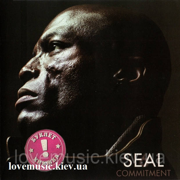 Музичний сд диск SEAL 6: Commitment (2010) (audio cd)