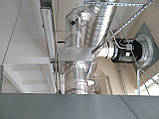 воздушный фильтр-бокс для круглых воздуховодов, фото 2