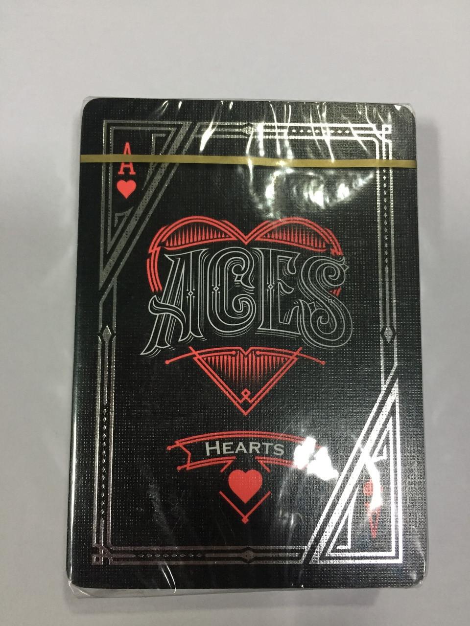 Карты игральные  AGES без упаковки