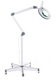 Лампа-лупа настільна ЛЛ-5 на струбцині з реєстраційним посвідченням Евромедсервис