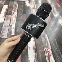 Беспроводной микрофон караоке Bluetooth DM Karaoke YS 66 + BT Original 5ВТ с мембраной низких частот, фото 1