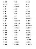 Kuaile Hanyu 1 Прописи иероглифов к учебнику для детей, фото 3
