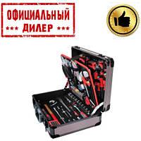 Набор инструментов Utool для слесаря 120 предмета, алюминиевый кейс