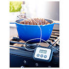 IKEA FANTAST (201.030.16) Термометр/таймер для мяса, цифровой черный, фото 3