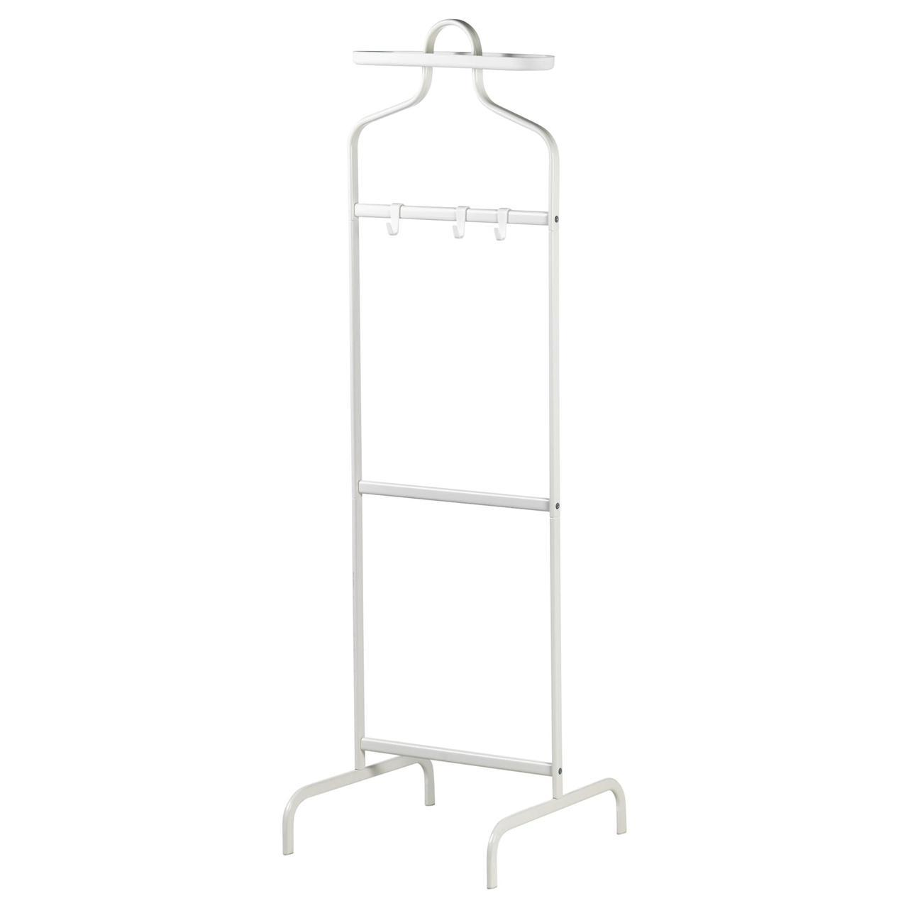IKEA MULIG (502.191.43) Вешалка напольная, белый