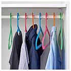 IKEA BAGIS (300.247.16) Детская вешалка, разные цвета, разные цвета, фото 2