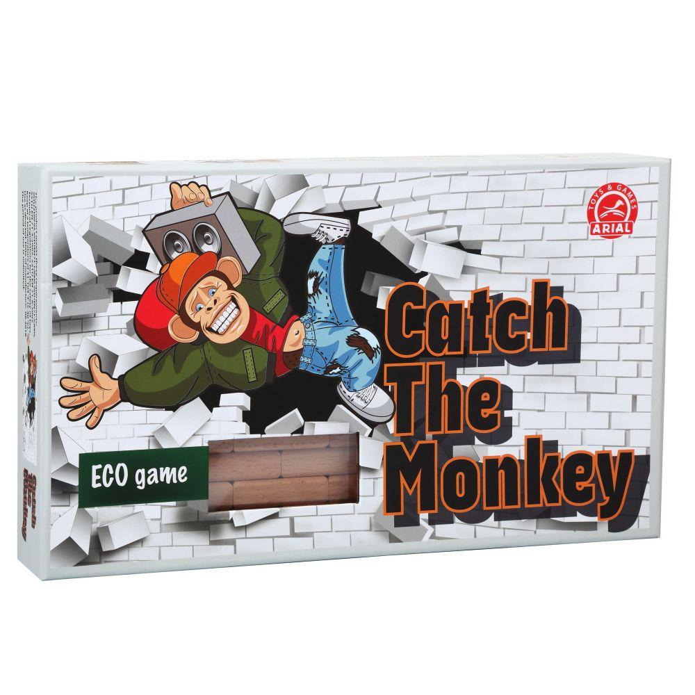 Настольная игра Catch The Monkey (Злови мавпу)