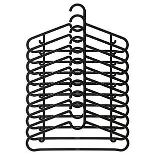 IKEA SPRUTTIG (203.170.79) Вешалка, черный