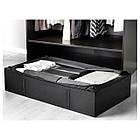 IKEA SKUBB (402.903.66) Контейнер для одежды/постельных принадлежностей, черный, фото 5