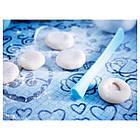 IKEA SOCKERKAKA (001.752.50) Лист для раскатывания теста и нож, голубой, фото 6