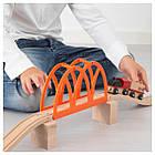 IKEA LILLABO (103.200.63) Железнодорожный мост из 5 предметов, фото 2