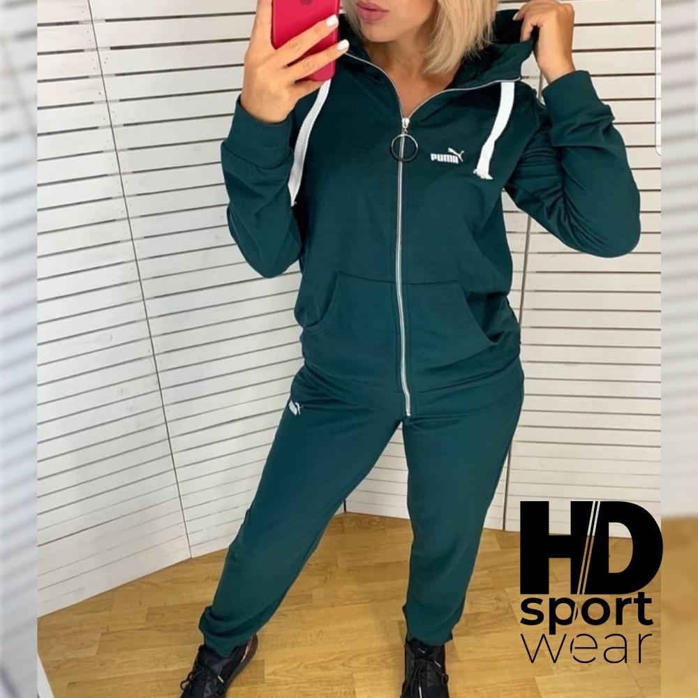 Женские тёплые спортивные костюмы Puma