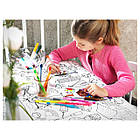 IKEA MALA (202.661.74) Гелевые ручки, разные цвета, разные цвета, фото 4