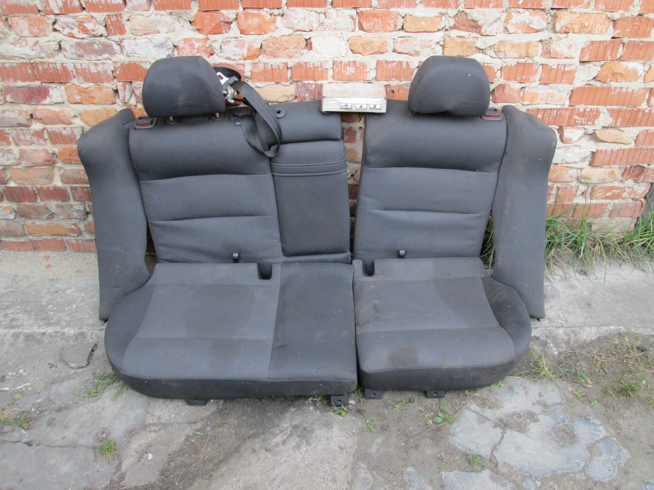 №29 Б/у задні сидіння для VW Passat B5 1997-2004
