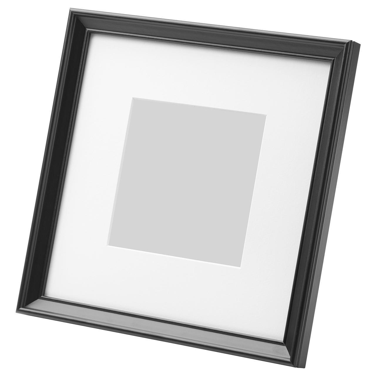 IKEA KNOPPANG (303.871.23) Рамка черный