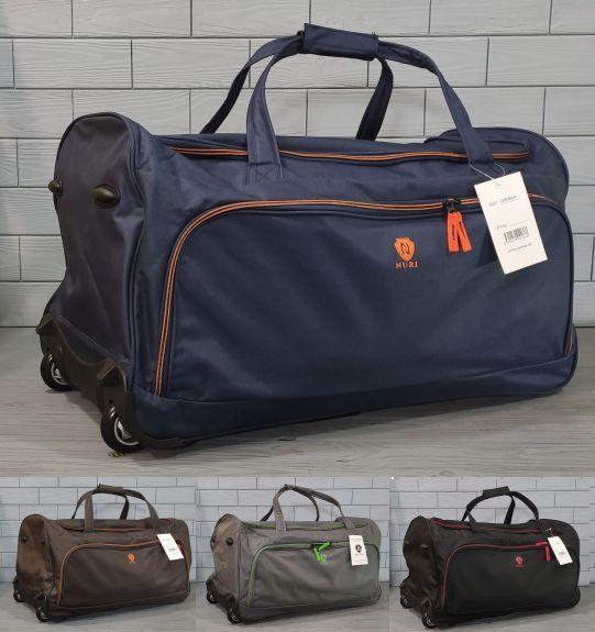Велика Дорожня сумка - 110л. на колесах c висувною ручкою Lys 2276