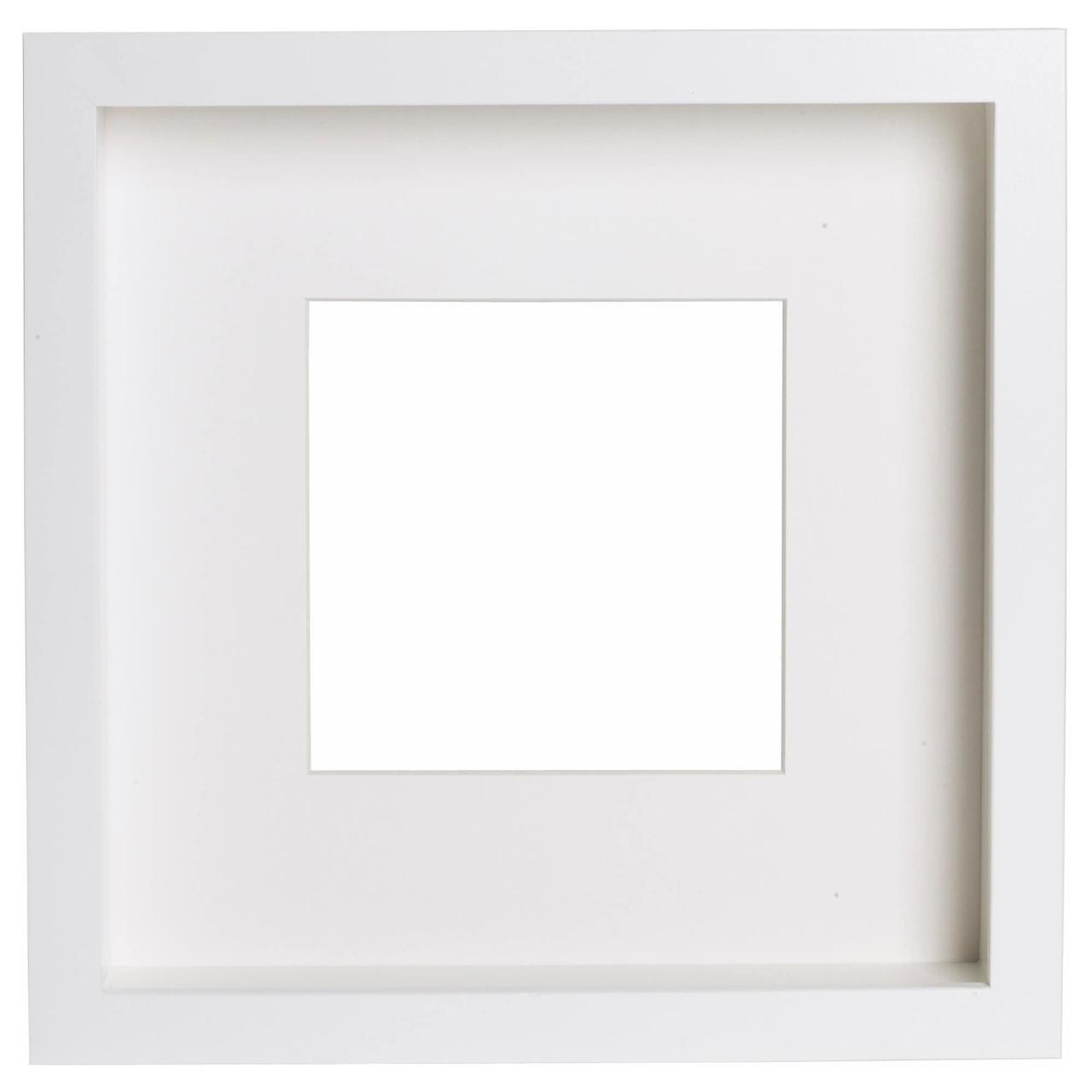 IKEA RIBBA (003.784.03) Рамка белая