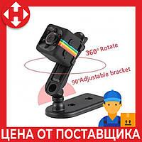 Cкрытый видеорегистратор SQ11 Mini Sports HD DV 720p мини-камера маленькая видеокамера для дома