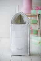 Детский конверт для новорожденного овчина