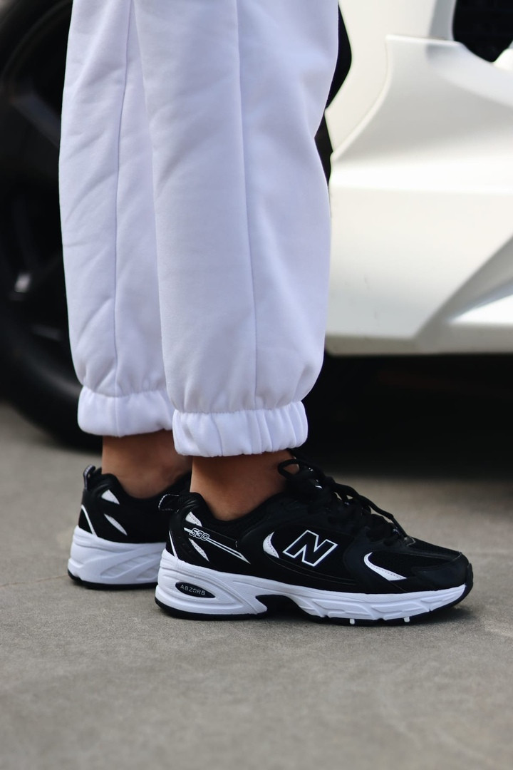 """Кросівки New Balance 350 """"Чорні/Білі"""""""