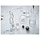 IKEA, TIDVATTEN, Ваза, прозрачное стекло, 45 см, (903.359.99), фото 6