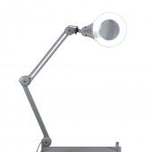 Медісон Діодна лампа зі збільшенням, на струбцині