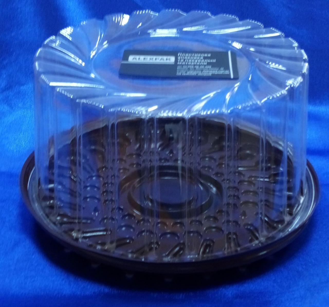 Упаковка для торта на 1кг 1432п/кор з ф. РЕТ / РР(100)