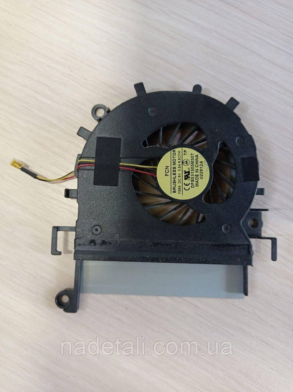 Вентилятор DFS531305M30T FCN 3pin