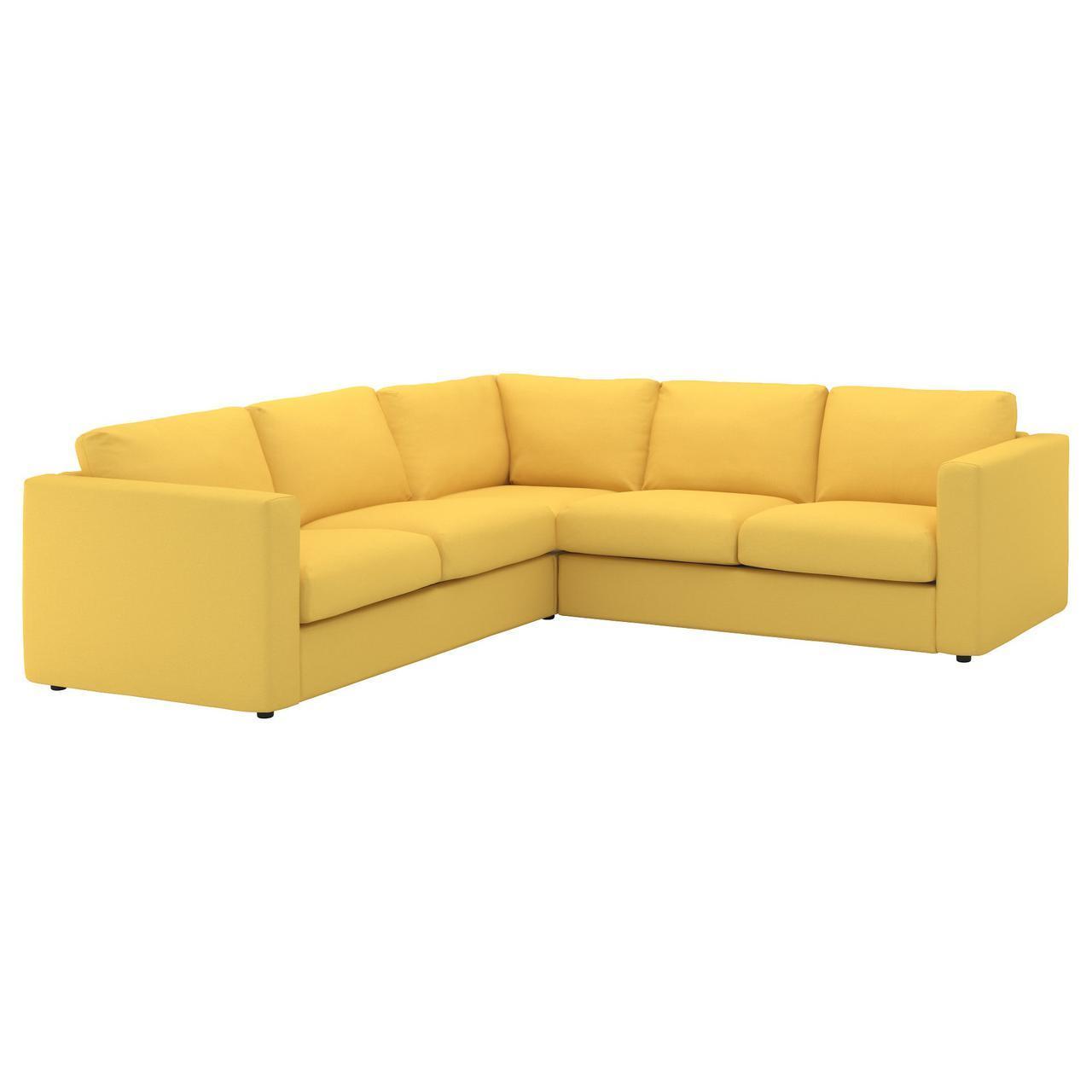 IKEA VIMLE (892.114.00) 4-местный угловой диван