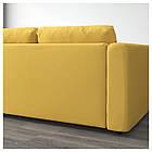 IKEA VIMLE (892.114.00) 4-местный угловой диван, фото 4