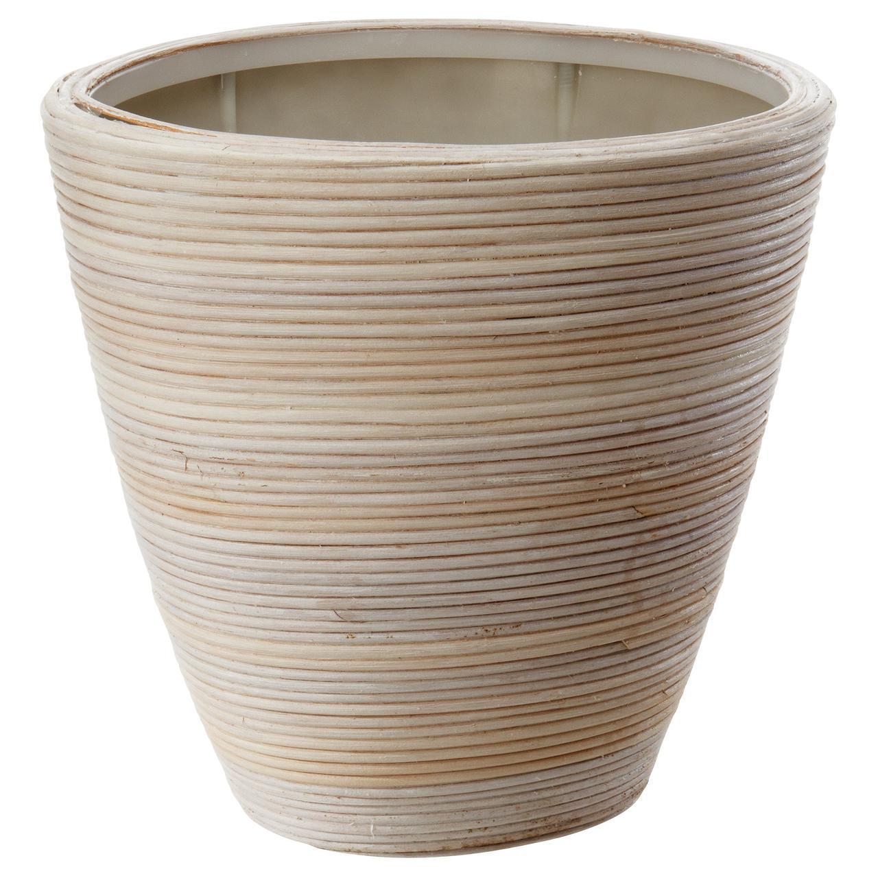 IKEA PEKANNOT (401.866.28) Обложки горшка, ротанга