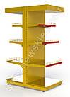 Стеллаж приставной двусторонний 1900х1200 мм Ристел, фото 9
