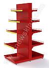Стеллаж приставной двусторонний 1900х1200 мм Ристел, фото 10