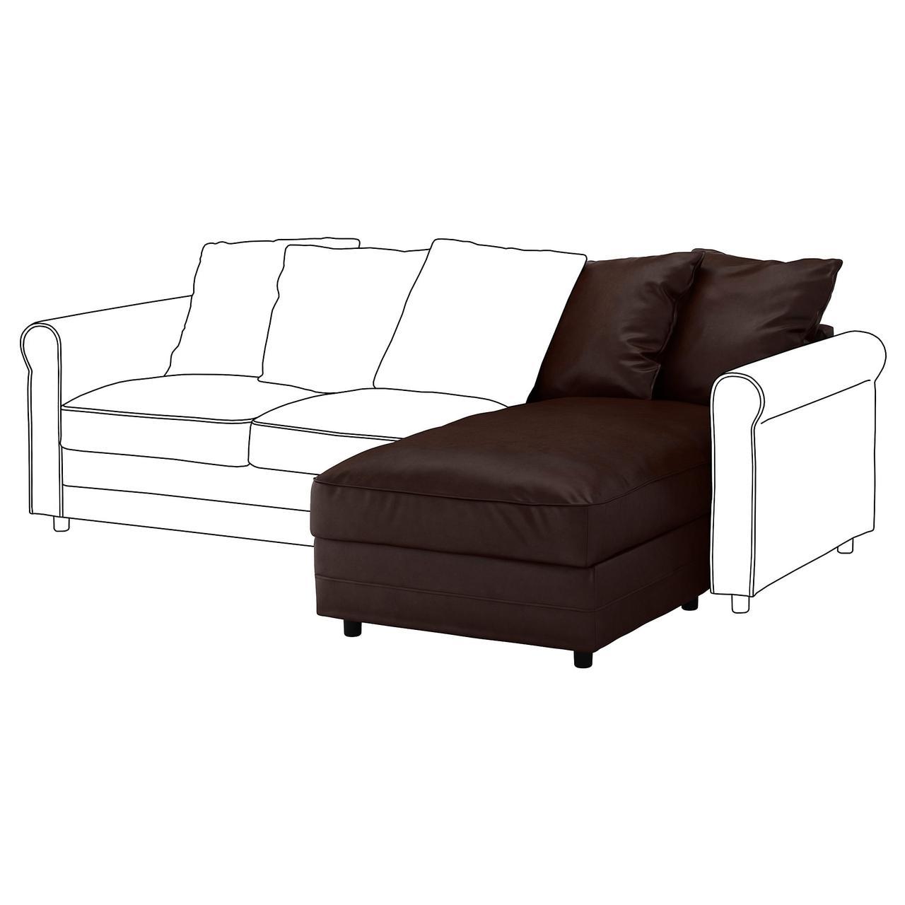 IKEA Модульная секция дивана GRÖNLID (803.986.28)