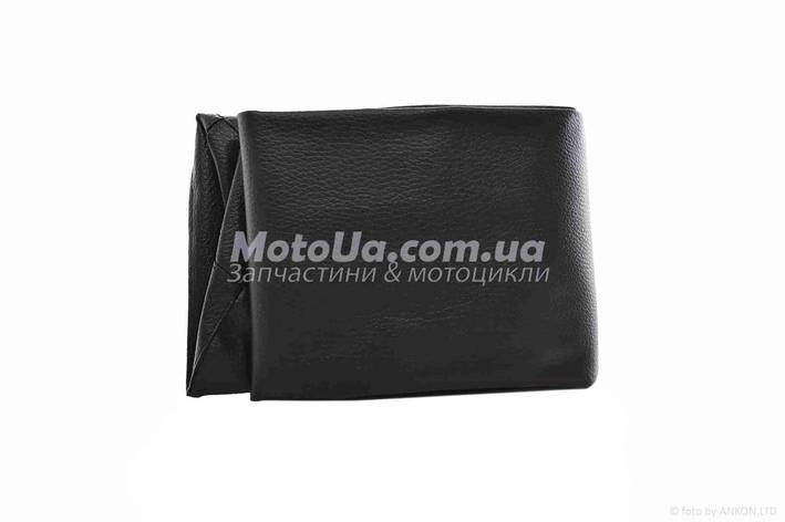 Чехол сиденья HONDA TACT AF-51 черный, без канта JOHN DOE, фото 2