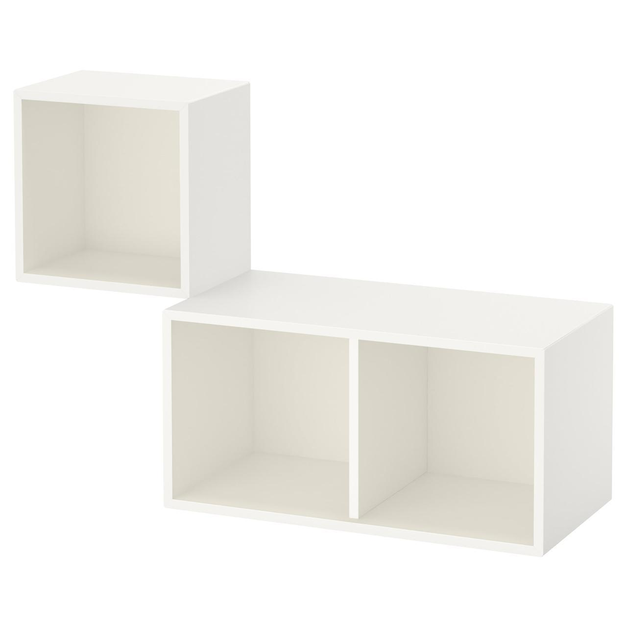 IKEA EKET (391.888.12) Комбинация настенных шкафов, оранжевый