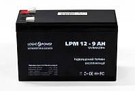 Аккумуляторная батарея LogicPower 12V 9 Ah