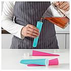IKEA UTSPADD (403.083.52) Форма для льда, розовый, синий, фото 2