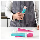 IKEA UTSPADD (403.083.52) Форма для льда, розовый, синий, фото 3