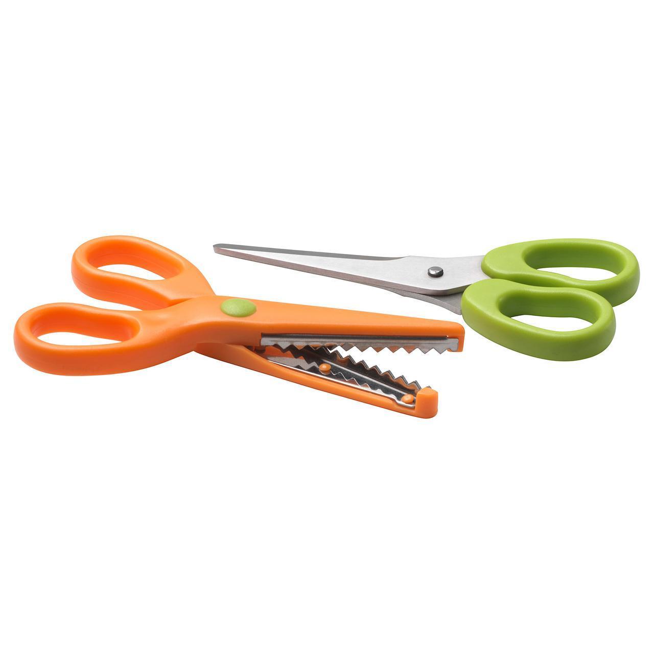 IKEA MALA (601.932.70) Ножницы, 2 шт.